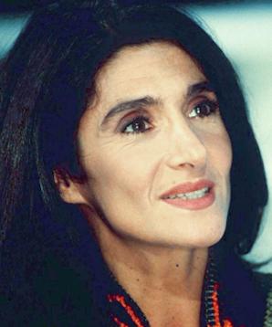 Anna Marchesini, testimonial fondazione FIRMO