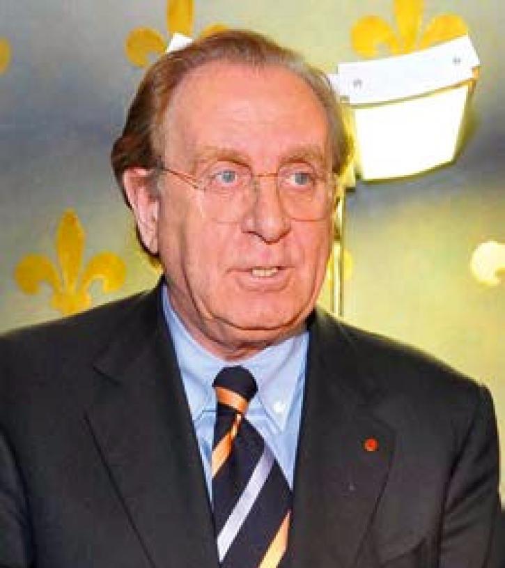 Dott. Michele Mirabella, vincitore Premio Giornalistico Firmo 2a edizione 2011